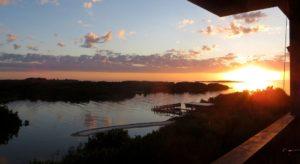 Sunrise from Cedar Key Tranquility